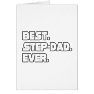 Best Step-Dad Ever Cards