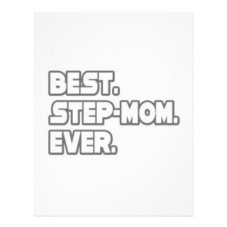 Best Step-Mom Ever 21.5 Cm X 28 Cm Flyer