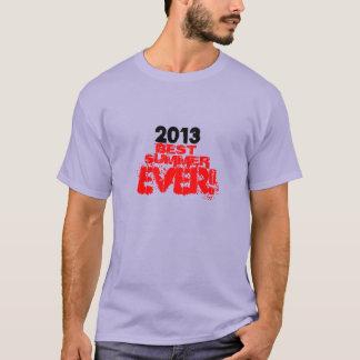 Best Summer Ever Changeable Year T-Shirt