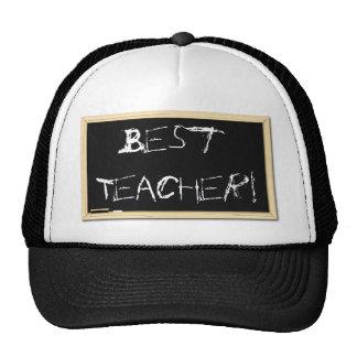 Best Teacher Blackboard Hat