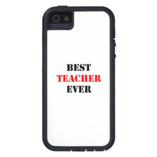 Best Teacher Ever Cover For iPhone 5/5S