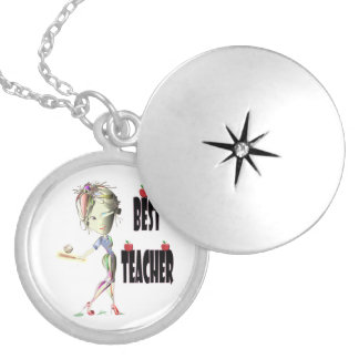 Best Teacher Gift Necklace