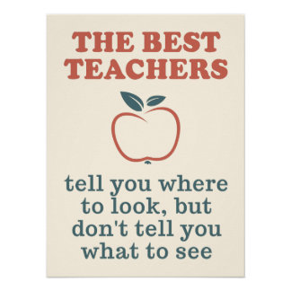Best Teacher Posters | Zazzle.co.uk