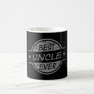 Best Uncle Ever Gray Mug