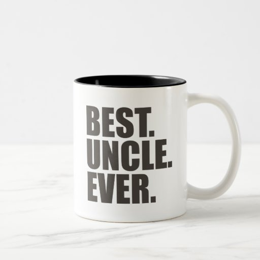 Best. Uncle. Ever. Mugs