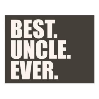 Best. Uncle. Ever. Postcard