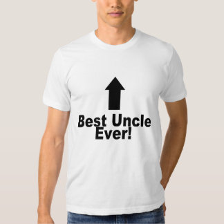 Best Uncle Ever Tshirt