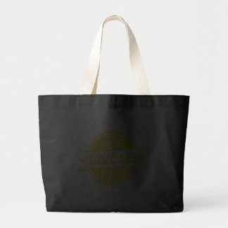 Best Uncle Ever Yellow Tote Bags