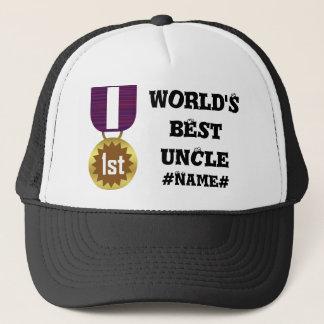 Best Uncle Trucker Hat