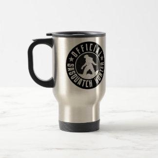 Best Version - OFFICIAL Sasquatch Hunter Design Travel Mug