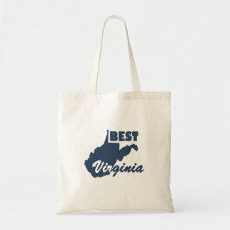 Best Virginia Tote Bag