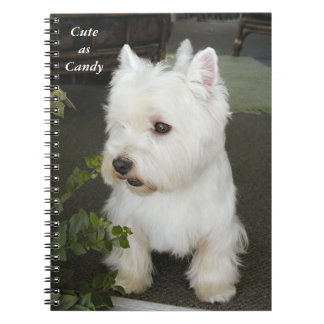 Best West Highland Terrier Ever Notebook