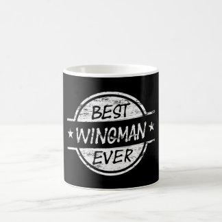 Best Wingman Ever White Coffee Mug