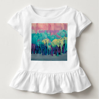 Best Wishes 1 Toddler T-Shirt
