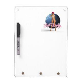 Best Wishes Aiko Dry-Erase Board