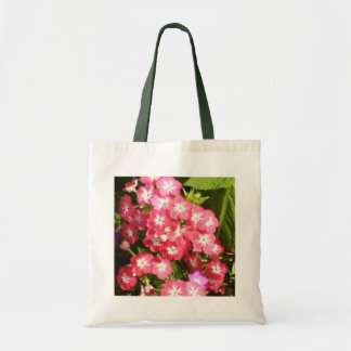 Best Wishes - Floral Presentation Budget Tote Bag