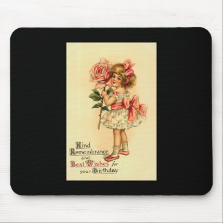 Best Wishes For Your Birthday Mousepad