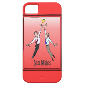 Best Wishes iPhone 5 Cover