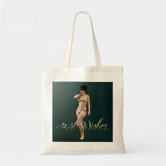 Best Wishes Olympia Canvas Bags