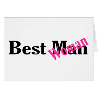Best Woman Cards
