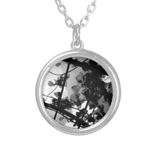 best world art works silver plated necklace