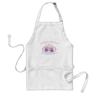 Best YaYa Hands Down T-shirt Aprons