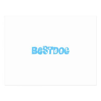 Bestdog Postcard