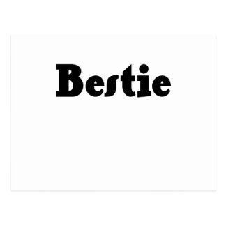 Bestie Postcard