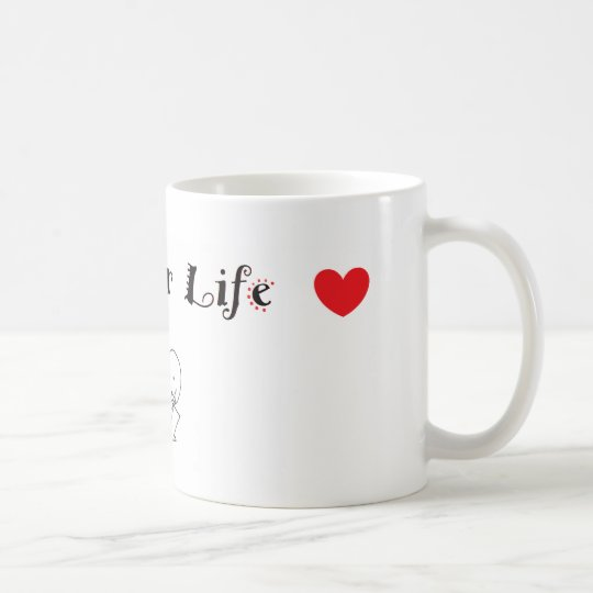 Besties 4 Life Coffee Mug