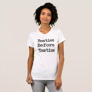 Besties Before Tasties T-Shirt Tumblr