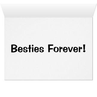 Besties Card