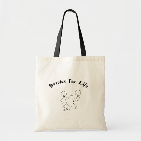 Besties For Life Tote Bag
