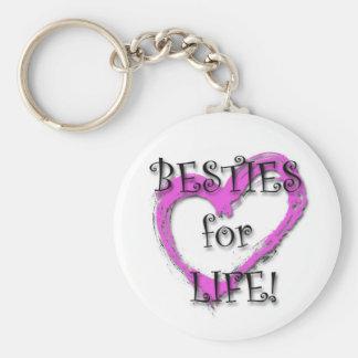 Besties Key Chains
