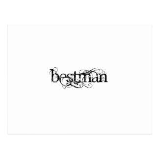 Bestman Postcard