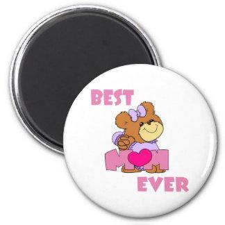 BestMom 6 Cm Round Magnet