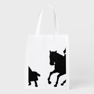 Bestselling Rodeo Themed Reusable Grocery Bag