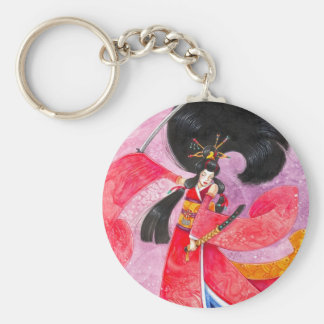 Besuto Samurai Keychain