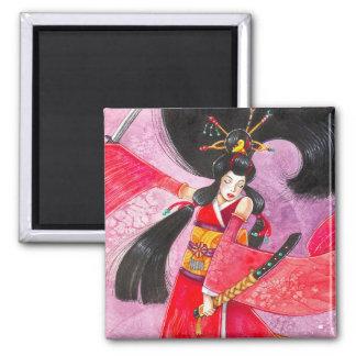 Besuto Samurai Magnet