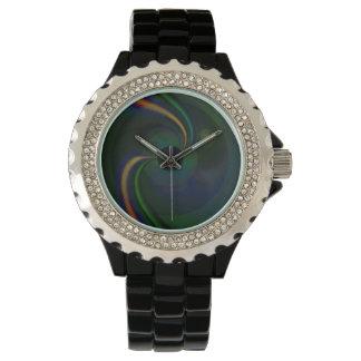 Beta eWatchFactory Rhinestone Watch