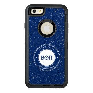 Beta Theta Pi   Badge OtterBox Defender iPhone Case