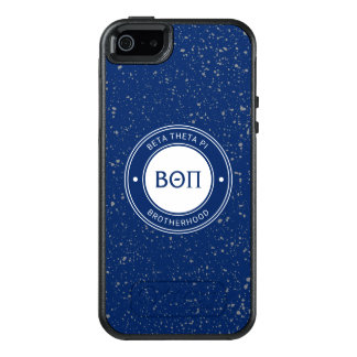 Beta Theta Pi | Badge OtterBox iPhone 5/5s/SE Case