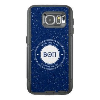 Beta Theta Pi   Badge OtterBox Samsung Galaxy S6 Case
