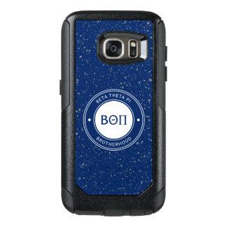 Beta Theta Pi   Badge OtterBox Samsung Galaxy S7 Case