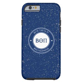 Beta Theta Pi   Badge Tough iPhone 6 Case