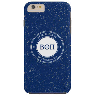 Beta Theta Pi   Badge Tough iPhone 6 Plus Case