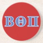 Beta Theta Pi Blue Letters