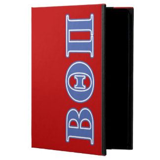 Beta Theta Pi Blue Letters Cover For iPad Air
