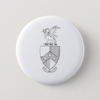 Beta Theta Pi Coat of Arms 6 Cm Round Badge