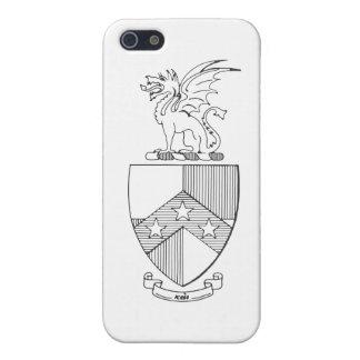 Beta Theta Pi Coat of Arms iPhone 5 Covers