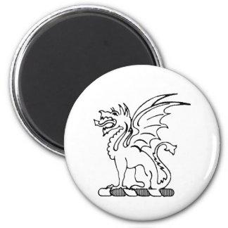 Beta Theta Pi Crest 6 Cm Round Magnet